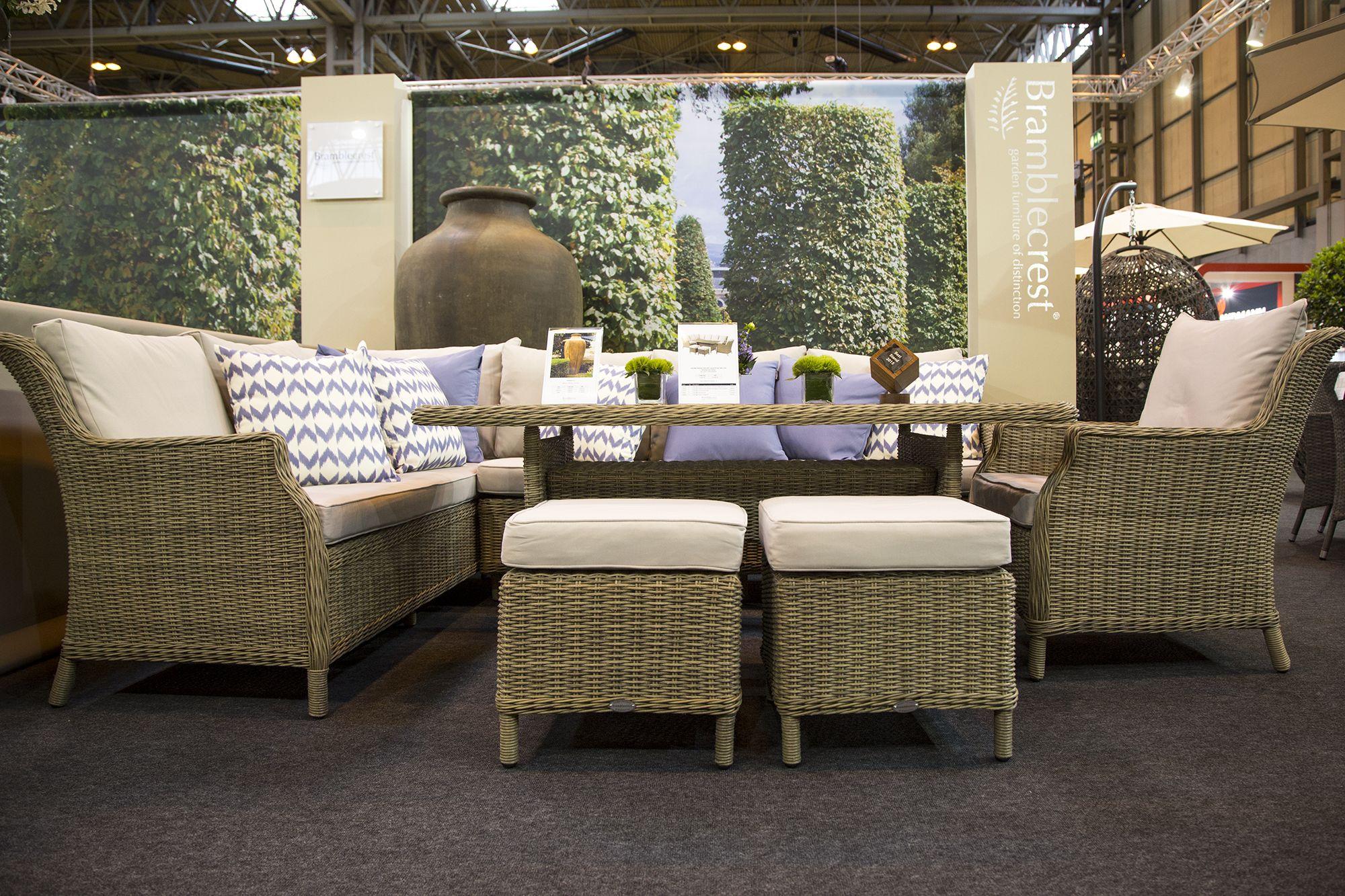 bramblecrest at 'solex summer outdoor living exhibition' the premier