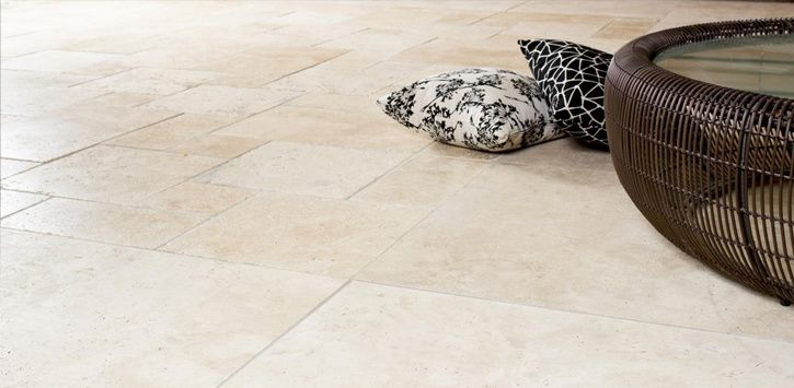 entrance floor jericho limestone from eco outdoor dank st oberon