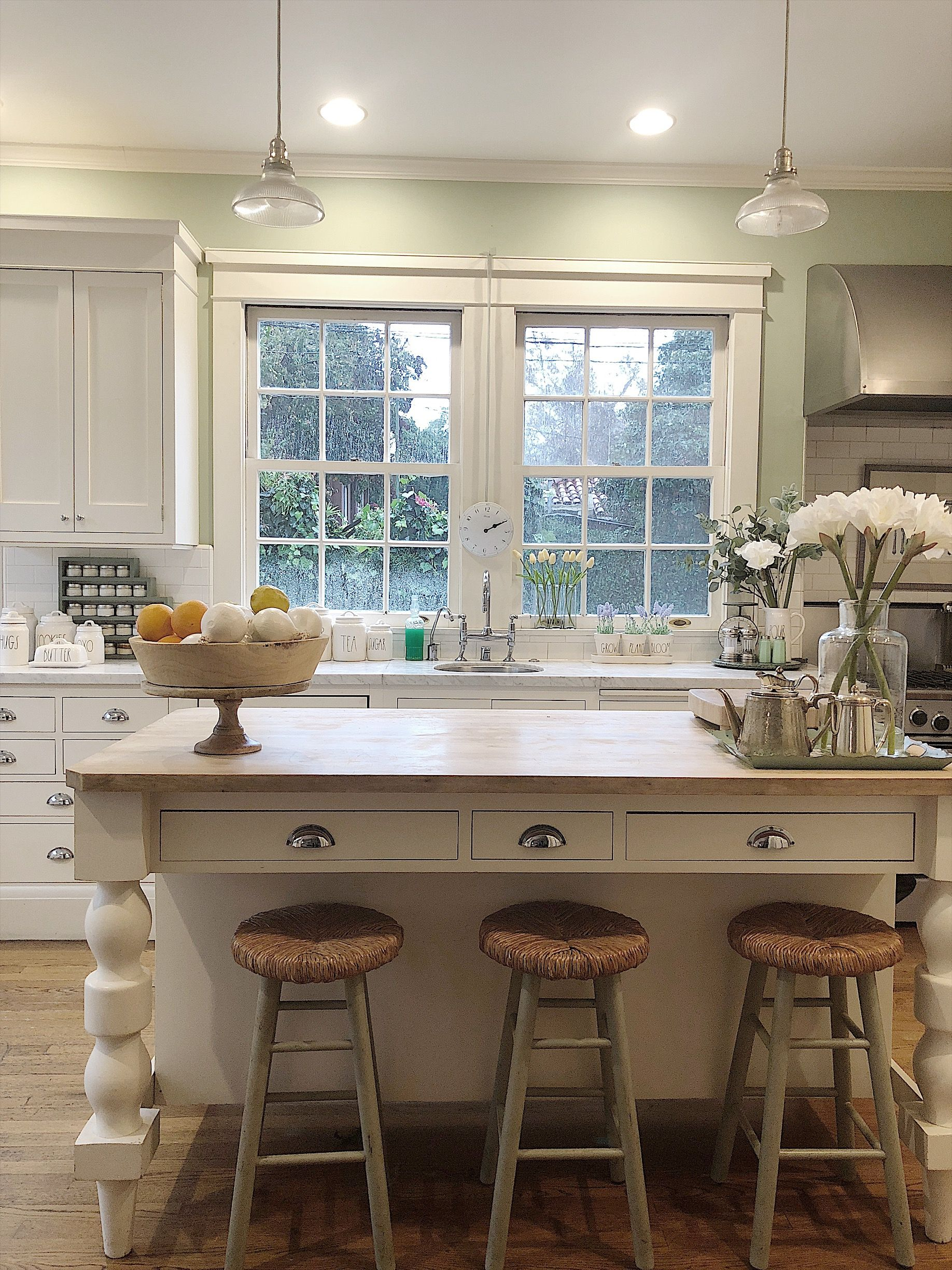 Styling The Kitchen For Winter Season Design Decor Remodel