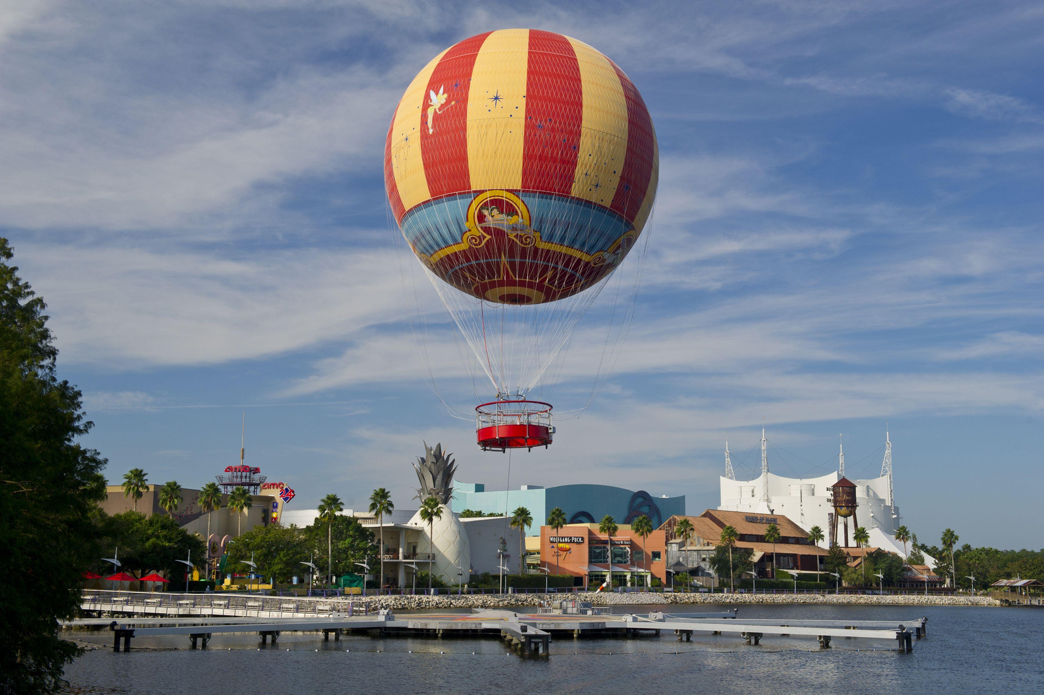 Disney Springs Disney world theme parks, Downtown disney
