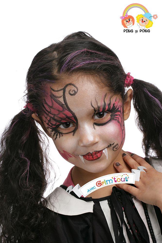Articole Pictura Pe Fata Copii Vrajitoare 4 Face Painting