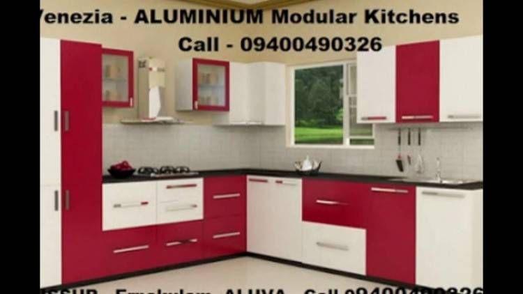 Kitchen Cabinets Kerala In 2020 Aluminium Kitchen Aluminum