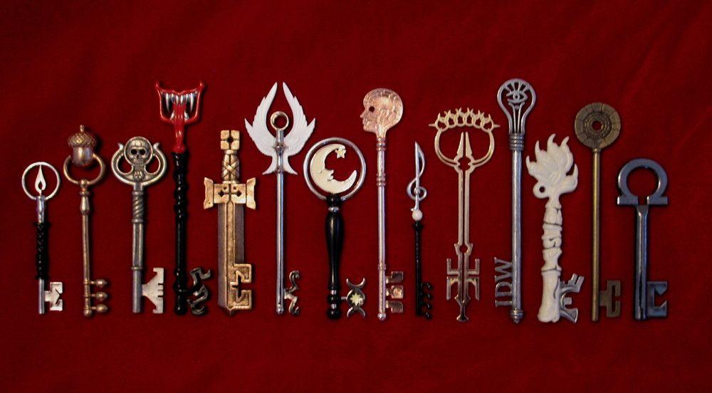 Holy Cow You Can Actually Buy The Keys From Locke Key Skelton Key Key Skeleton Key Lock