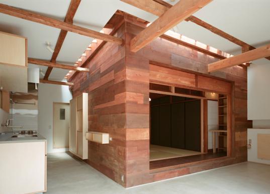 Renovated Timeline Machiya House Preserves Japans Architectural History