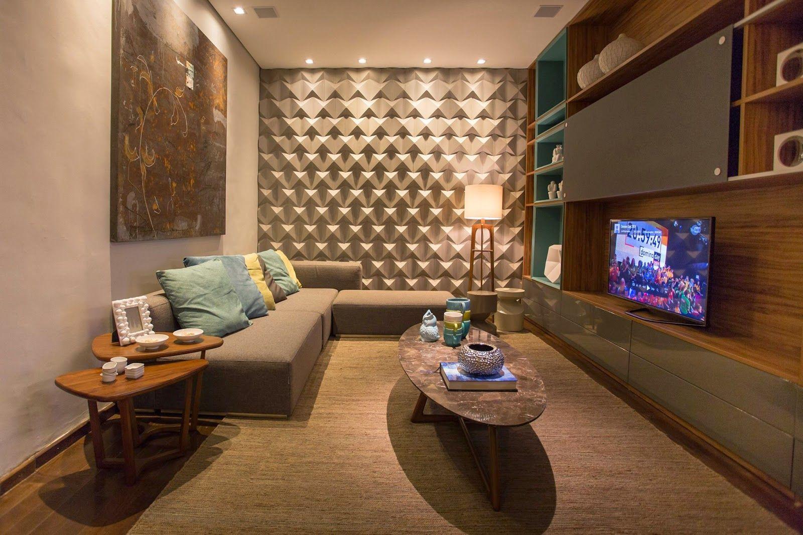decoracion de salas pequeñas y modernas | LA CASA DEL CERRO ...