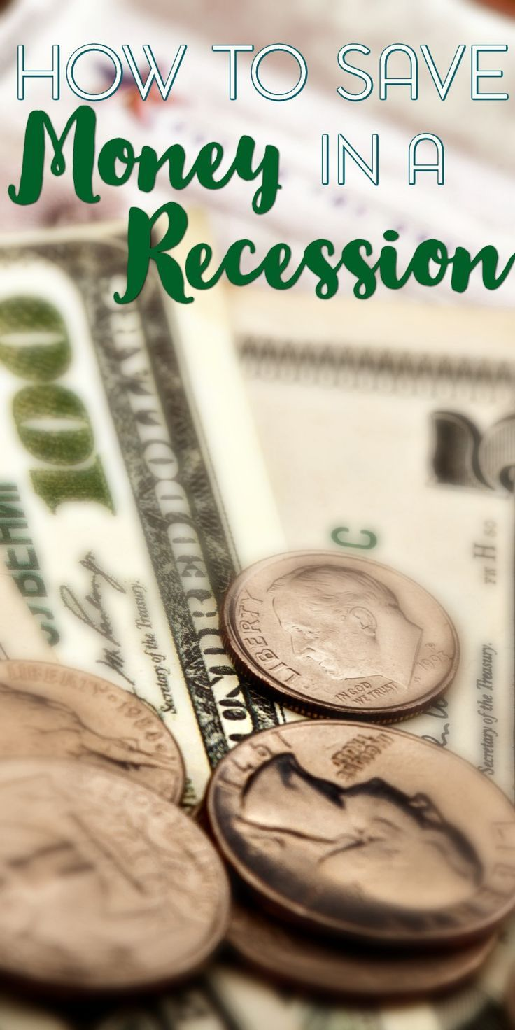 How to save money in a recession