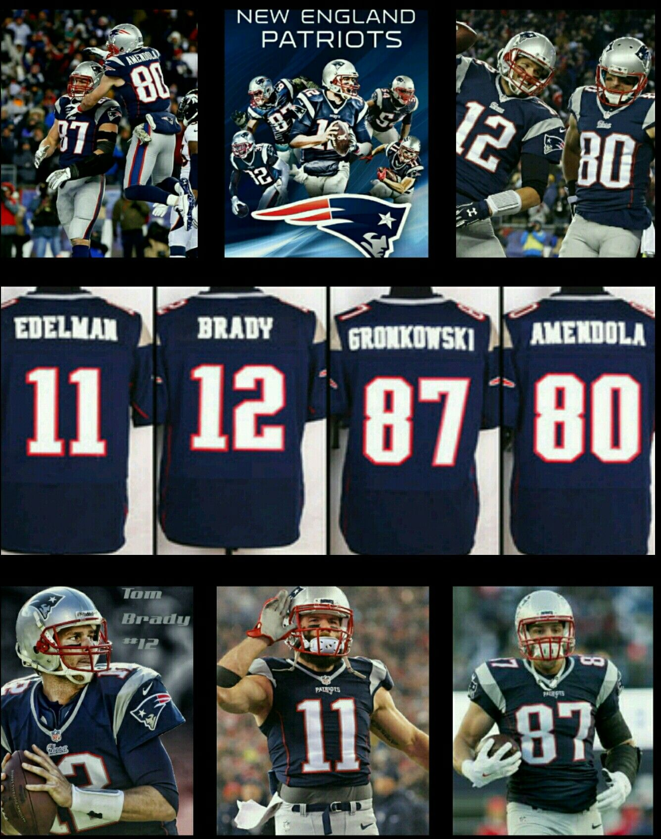 The Fab Four With Images New England Patriots Merchandise New England Patriots New England Patroits