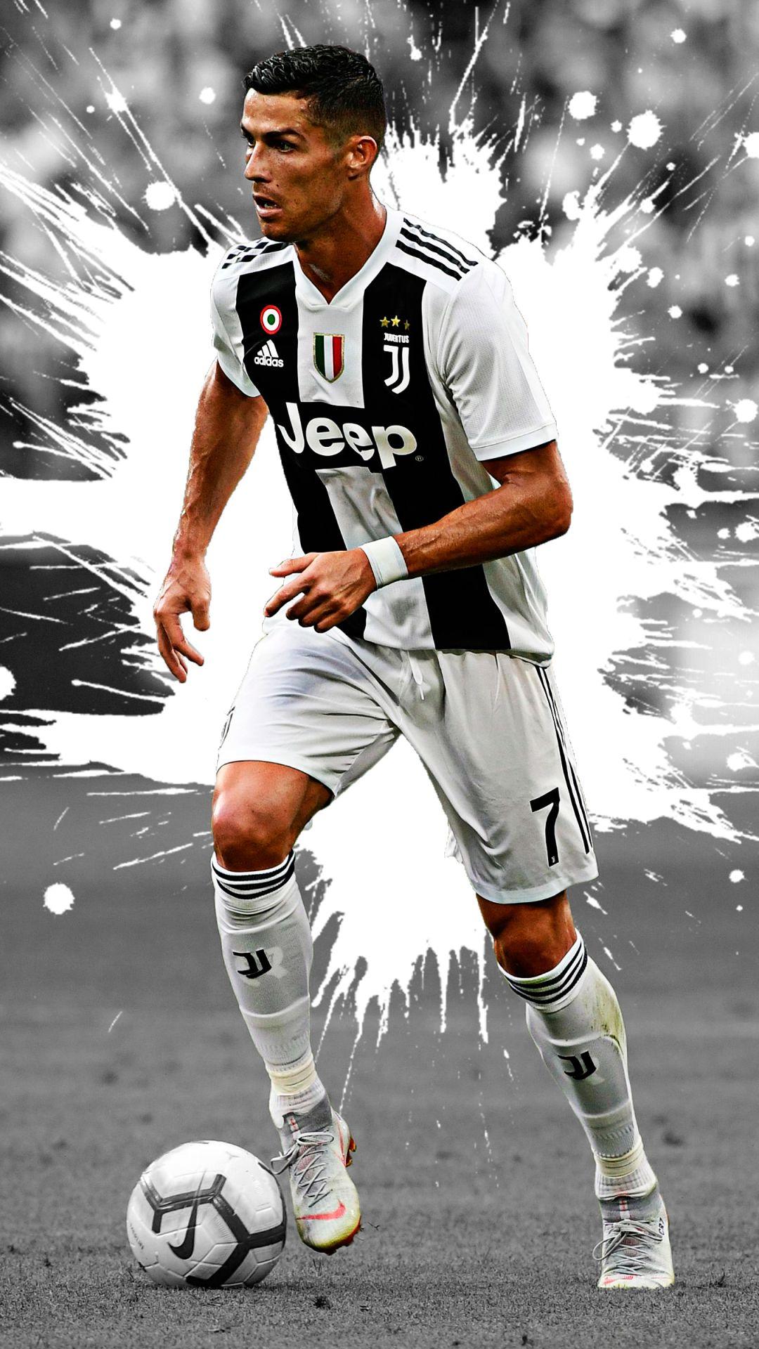 Sports / Cristiano Ronaldo (1080x1920) Mobile Wallpaper