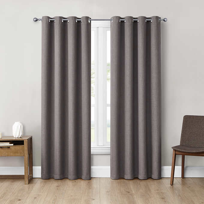 Eclipse Absolute Zero Curtains 2 Pack In 2020 Thermal Curtains Curtains Blackout Curtains