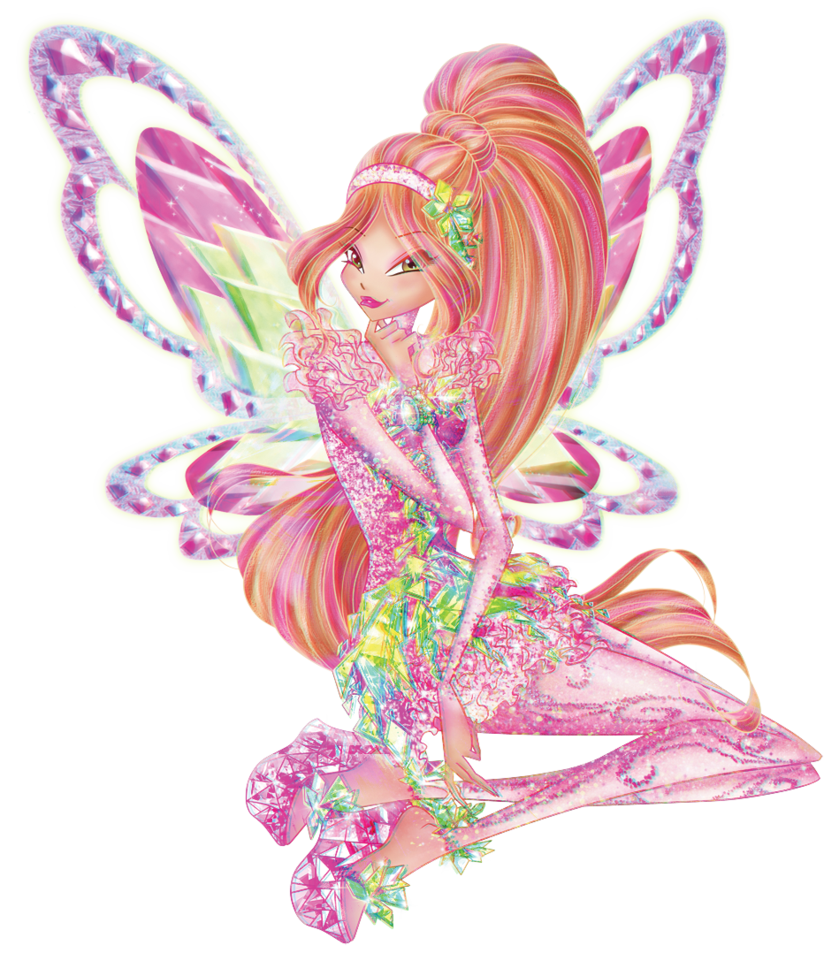 Winx Club - Flora Tynix Couture! By BloomixCouture