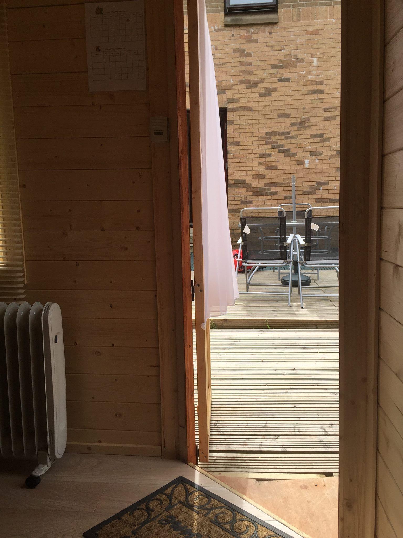 Customer reviews Log Cabin Dunster House Blog