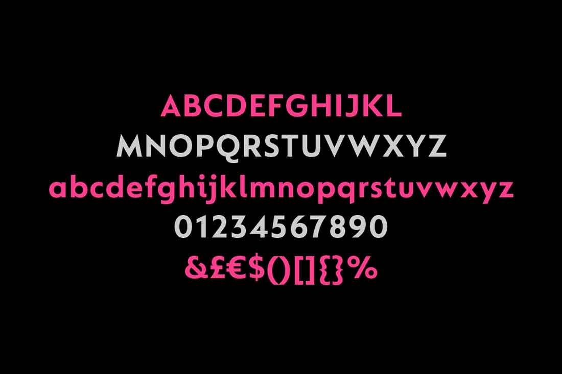 New FS Lucas Font is All Bauhaus-Inspired Geometry, with Added Charisma