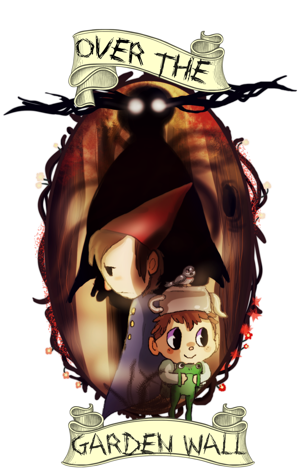 wirt over the garden wall fanart Google Search Over