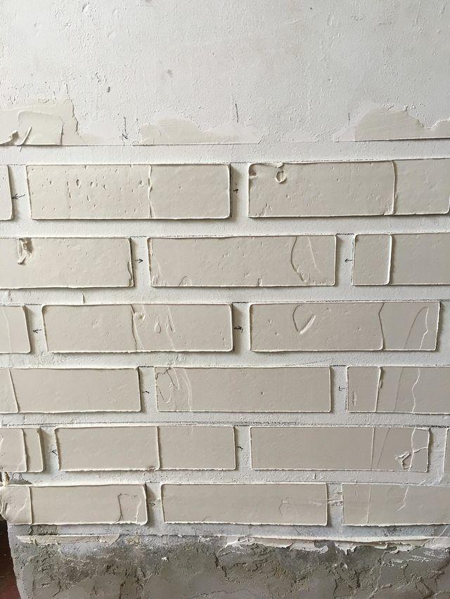 The 20 Brick Option Diy Brick Wall Fake Brick Wall Faux Brick Walls
