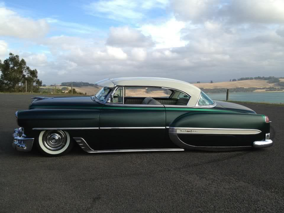 1953 Chevy Bel Air When I was a little girl I used to call out the ...