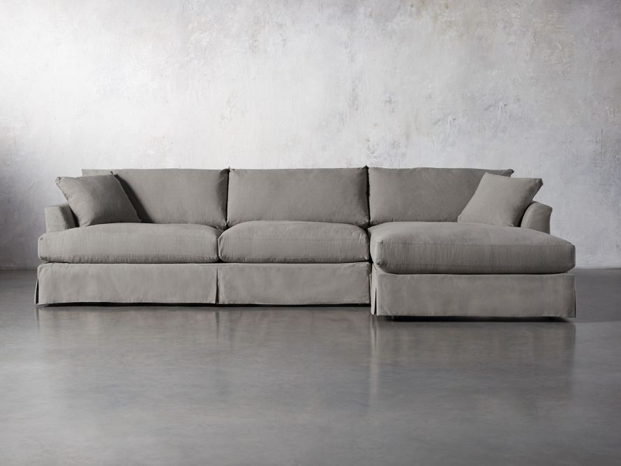 New A Slipcover For Your Sectional Sectional Sofa Slipcovers Sectional Slipcover Small Living Room Design