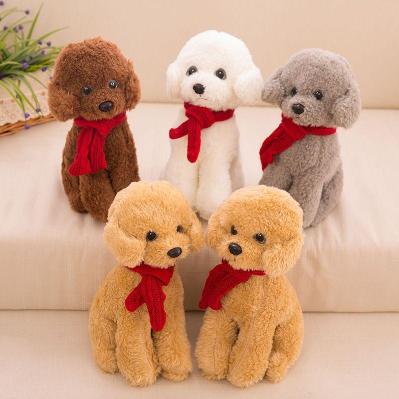 30CM Cute Teddy Dog Pokemon Plush Toys Stuffed Animal Teddy Bear Dog ...