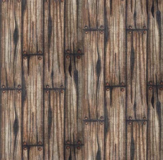 Military American Honor 100 Cotton Fabric By Yard Wood Grain Looks Like Wood Blankquilting Wood Barn Wood Brown Wood