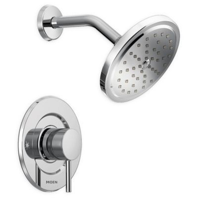 Moen Align 1 Handle Moentrol Showerhead Faucet Trim Kit In Chrome