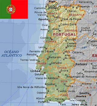 Resultat D Imatges De Portugal Mapa Turistico Portugal Castro Mapa