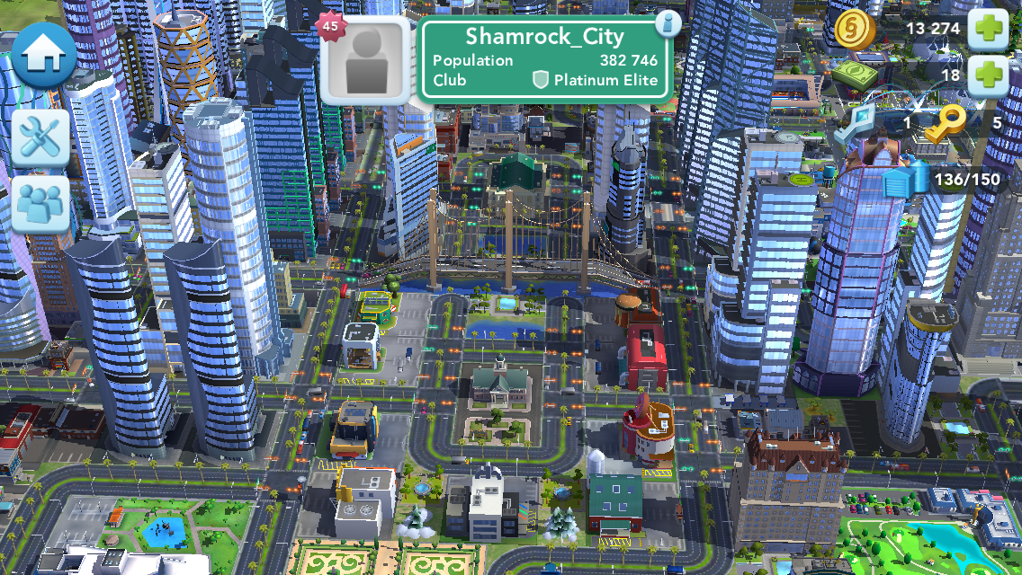 Pin by Mshadows on SimCityBuildit | Simcity buildit, City ...