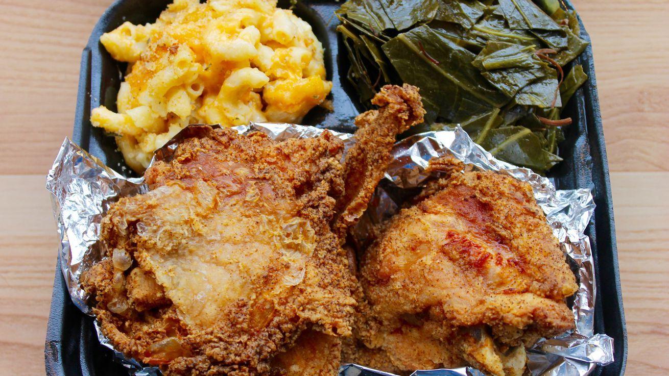 Boston S Essential Fried Chicken Soul Food Fried Chicken Food