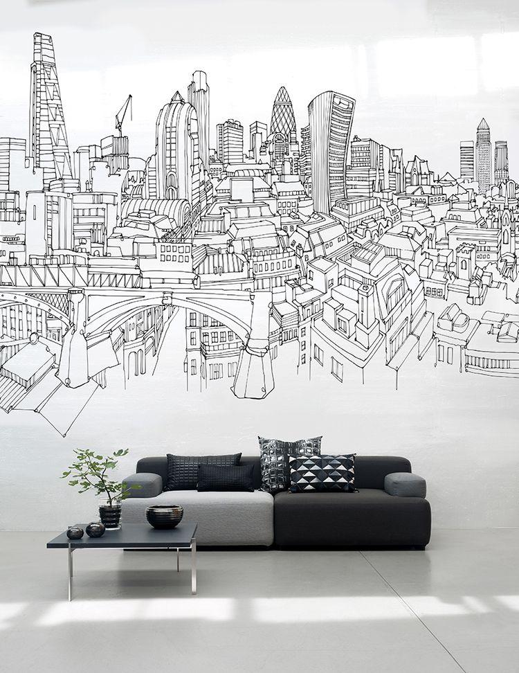 Large Wall Murals 11 larger than life wall murals | murals wallpaper | decorar