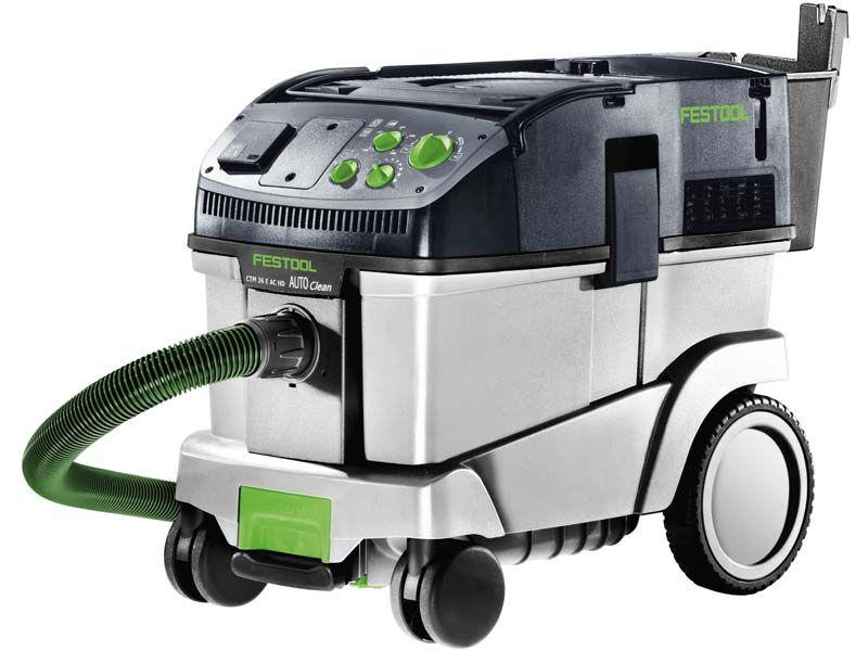 Festool CTM 36 E AC HD 240v Cleantec 36L Mobile Dust Extractor