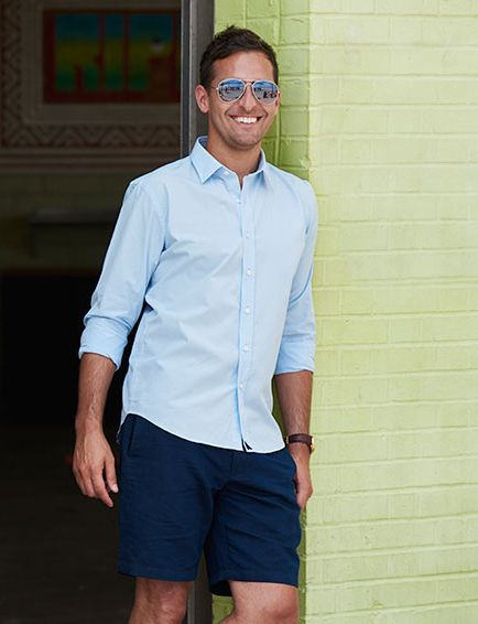 UNTUCKit | Casual Button-Down Shirts Designed to be Worn Untucked ...