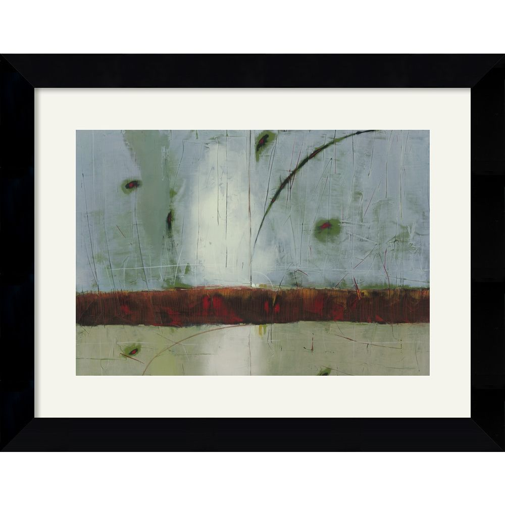 add a conversation piece to any room with this contemporary framed
