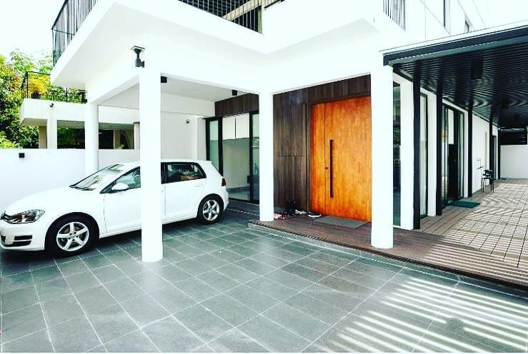 Corner Terrace Jalan Korban Landed For Rent Two Storey Corner Terrace Fully Renovated 4 Bedrooms And 1 Stud In 2020 Home Buying Renovations Property