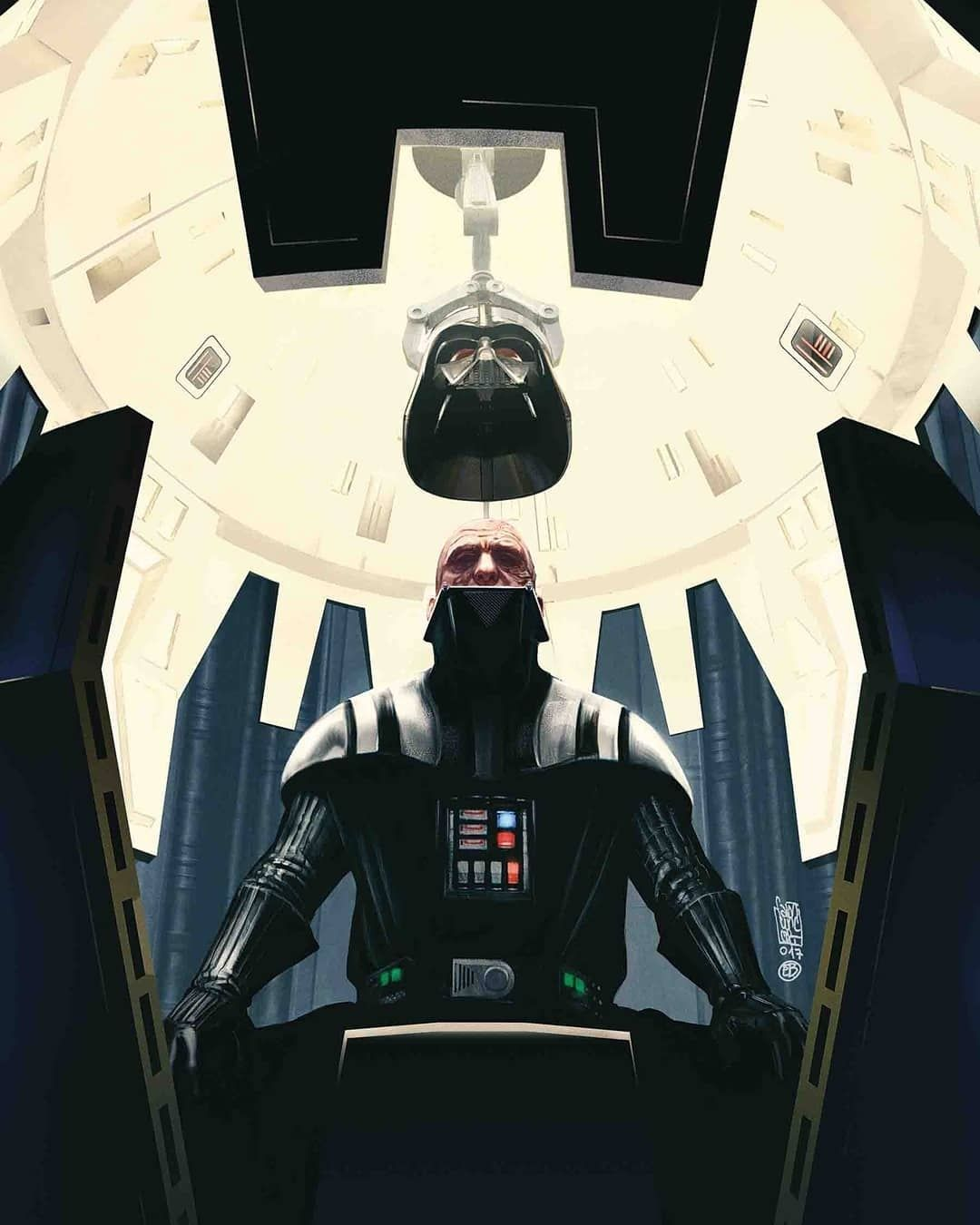 Darth Vader's Meditation Chamber. How did this help Anakin ...