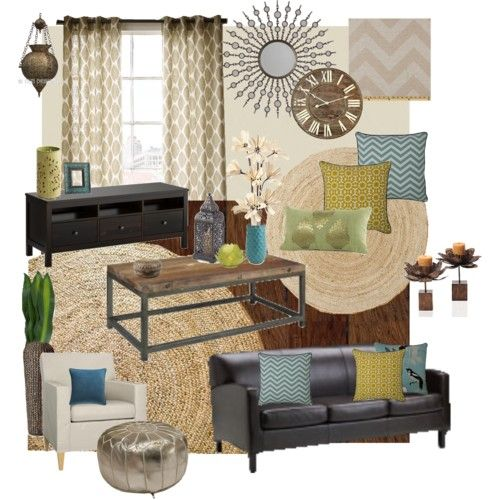 Living Room Decor, Living