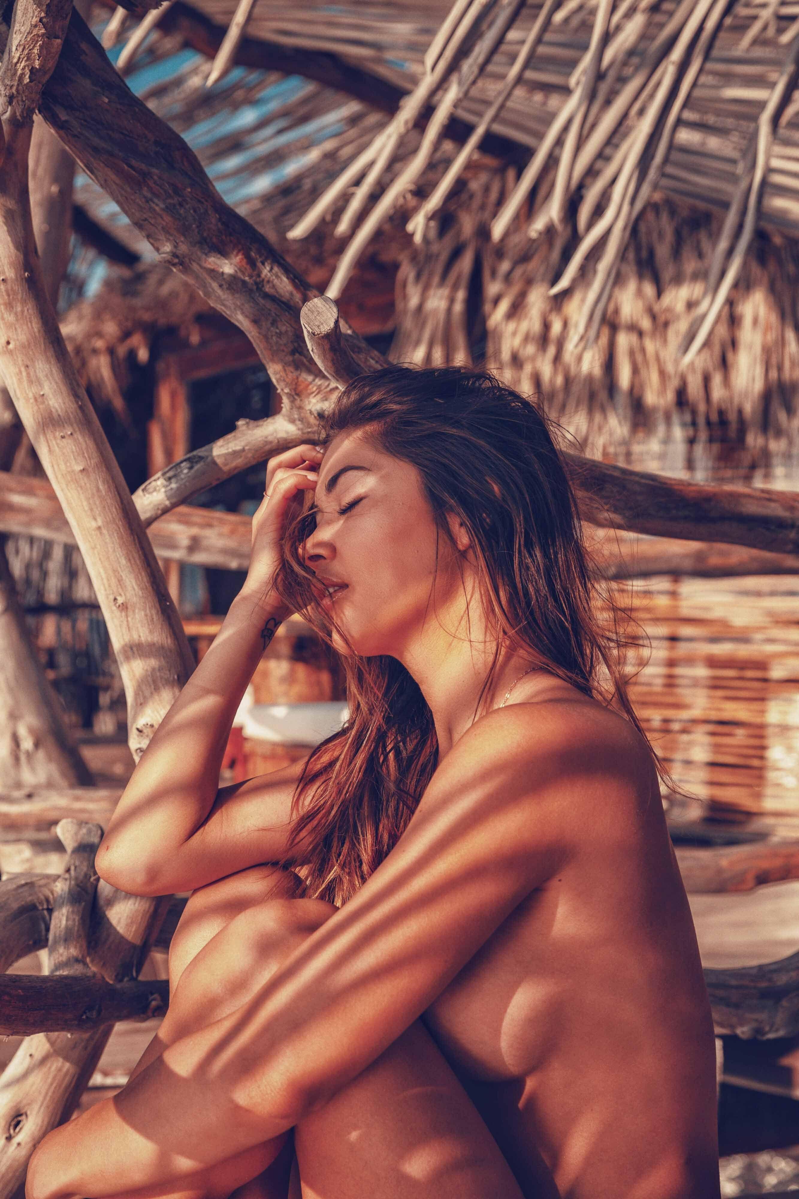 cameltoe TheFappening Arianny Celeste naked photo 2017