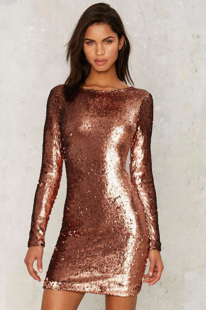 Motel Nominee Sequin Dress - Clothes | The Ice Queen | All Gifts | Best Sellers | Bodycon Dresses | Get it Bright | Party Clothes | All Party | Velvet