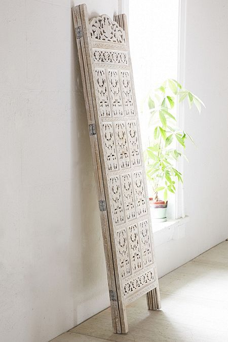 Amber Carved Wood Room Divider Screen What can help us make life