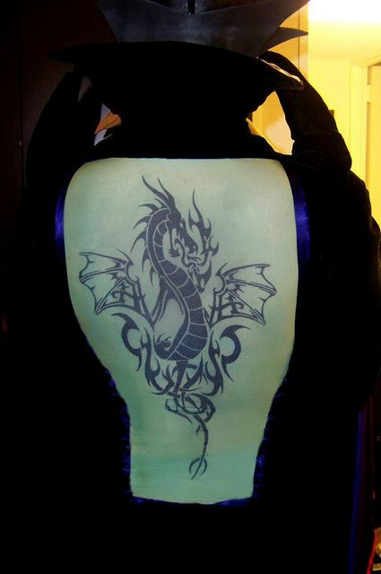 Maleficent Dragon Possible Future Tattoos Tattoos Maleficent