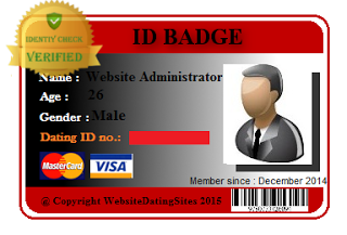 Online Dating Security Id