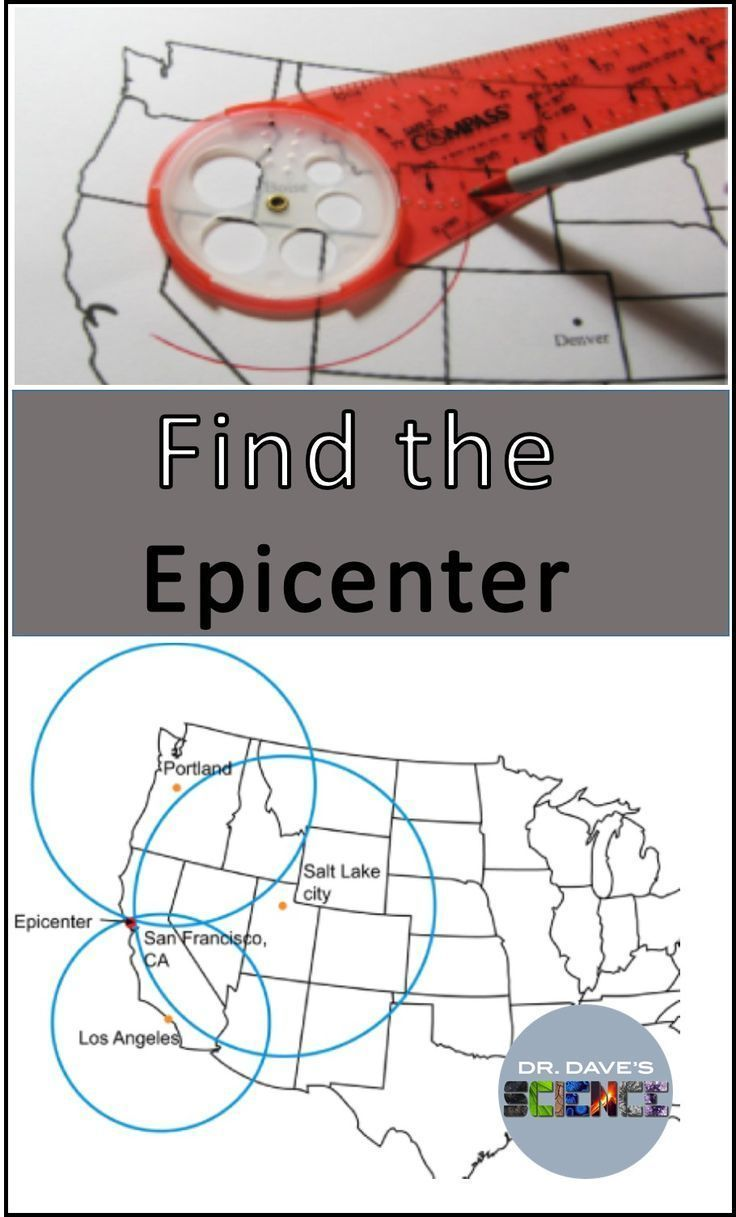 worksheet Find The Epicenter Worksheet epicenter and earthquakes plate tectonics activities students an integrated math science activity where find the of earthquake using data