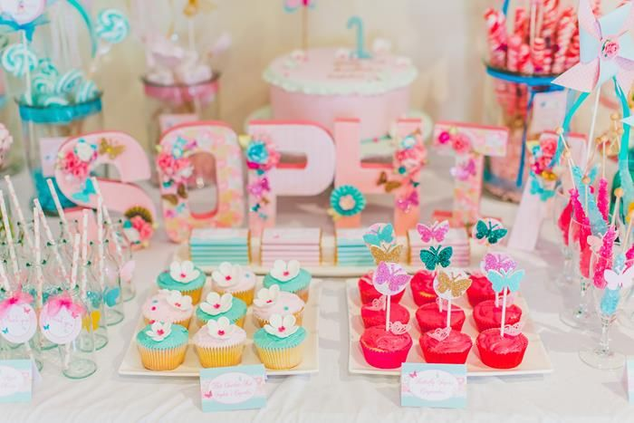 Butterfly Birthday Party Planning Ideas Supplies Idea Cake