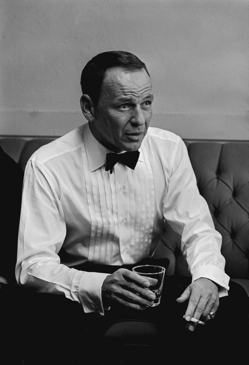 Frank Sinatra | by John Dominis, 1964