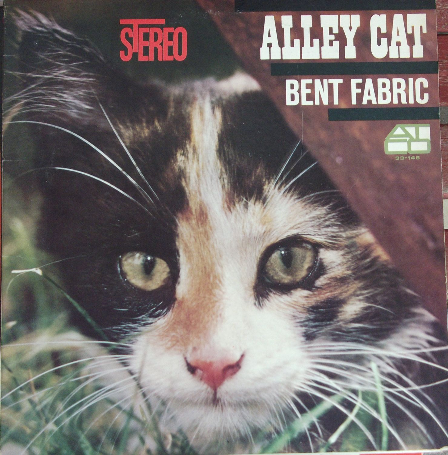 Alley Cat, Bent Fabric and His Piano, Vintage Record Album