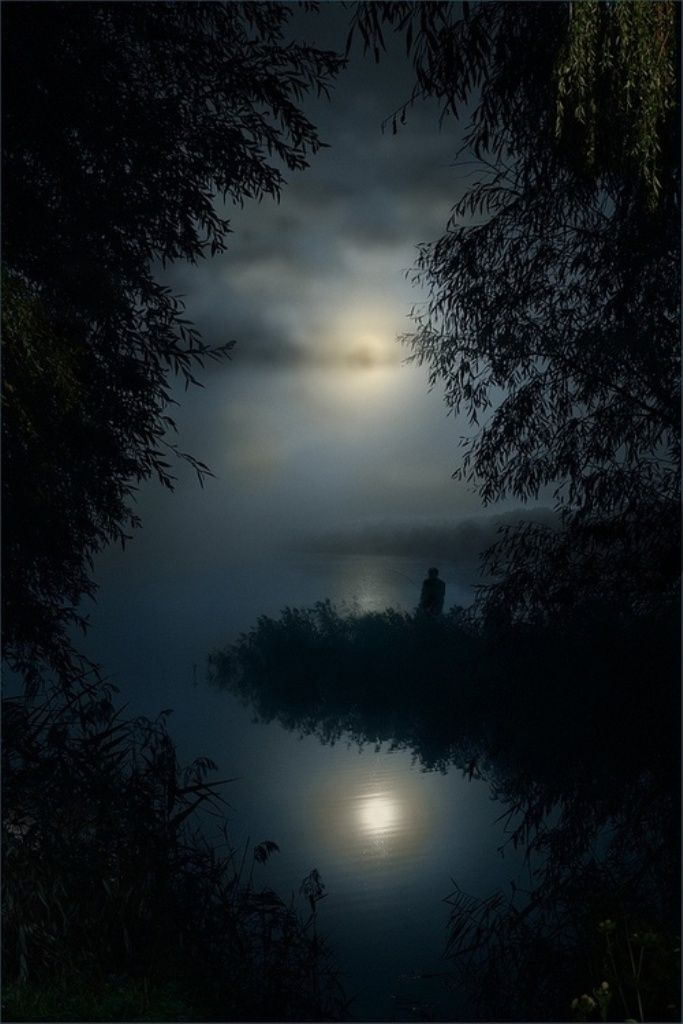 Ethereal Moonlight Beautiful Nature Beautiful Moon Nature Photography