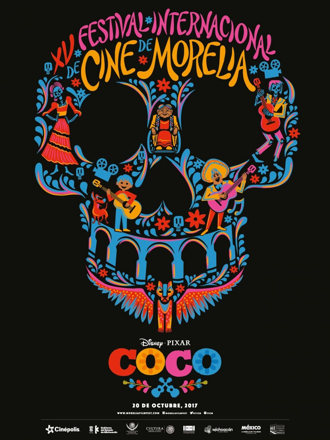 coco (2017) hd wallpaper from gallsource | art | pinterest