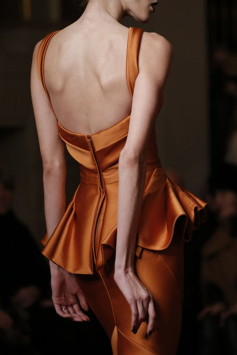 Zac Posen Fall 2013 RTW - Details - Fashion Week - Runway, Fashion Shows and Collections - Vogue