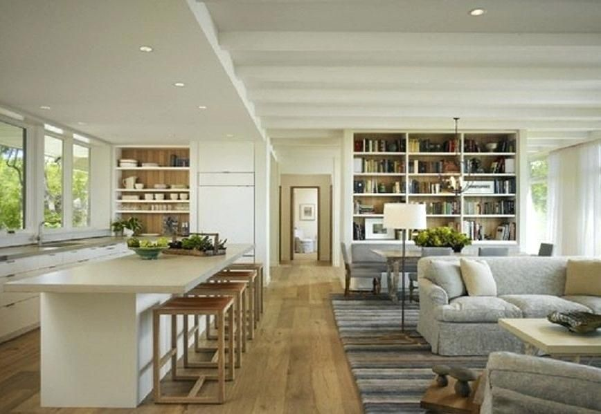 Image Result For Open Floor Plan Living Dining Kitchen Open Plan Kitchen Living Room Open Concept Living Room Living Room And Kitchen Design