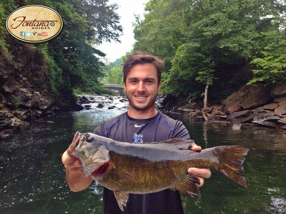 Former professional baseball player with the new york mets for Fontana lake fishing
