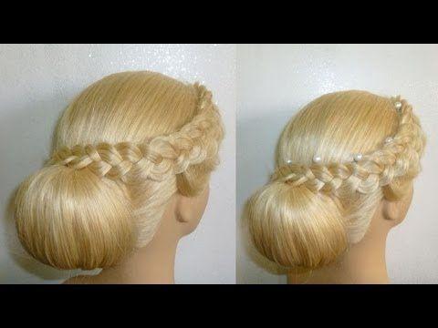 Frisuren duttkissen anleitung