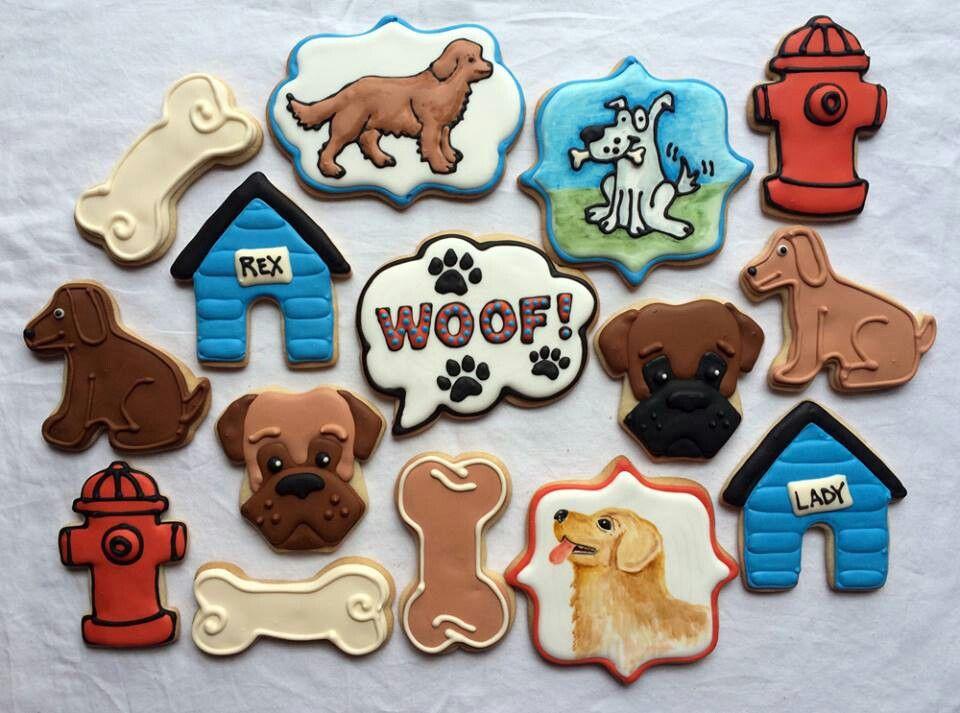 Pin En Cookies Decoration