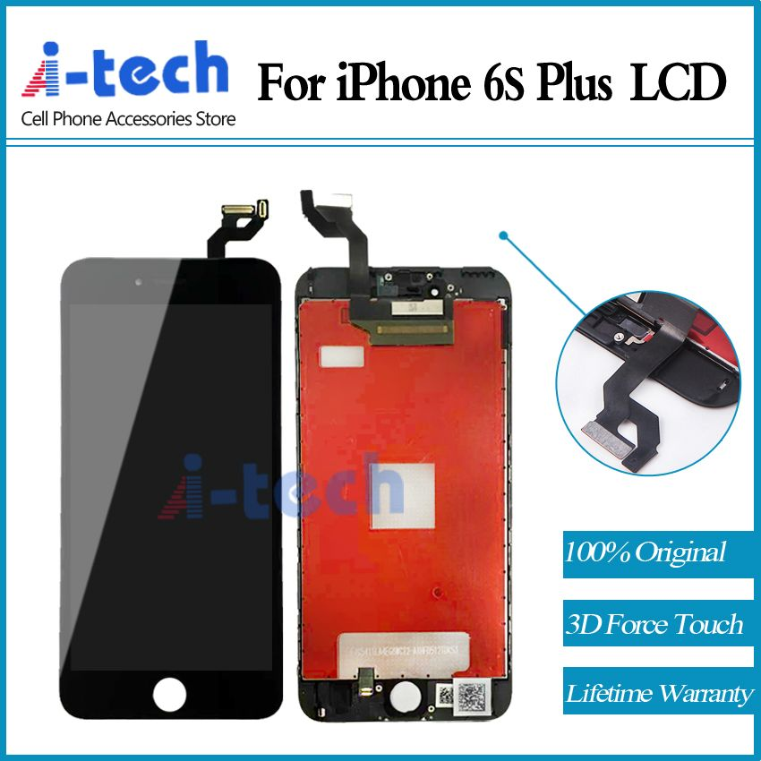 Us 256 50 Sltech Hk Grade Aaa 10pcs Lot For Iphone 6s Plus Lcd